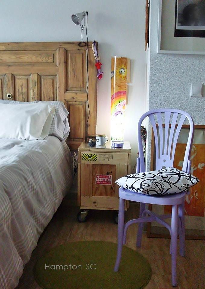 Silla thonet actualizada hampton sc - Dormitorios reciclados ...