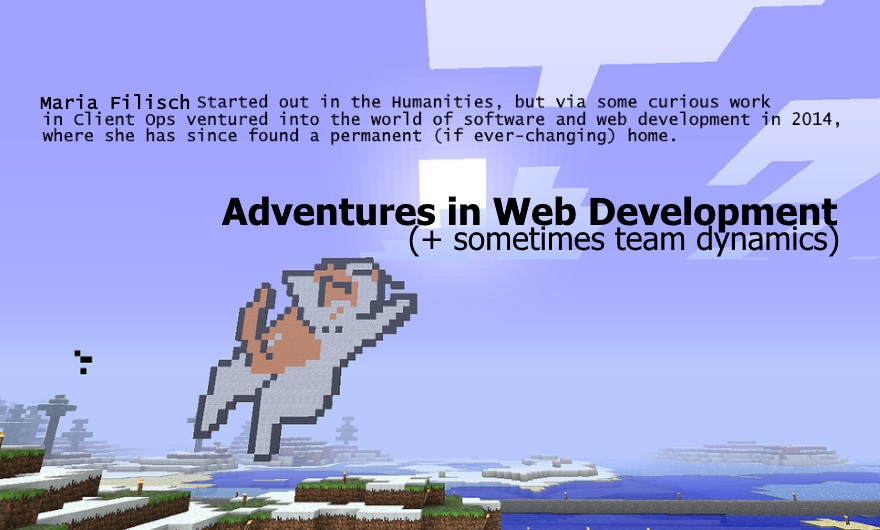 Adventures in Web Development