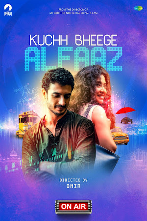 Poster Of Hindi Movie Kuchh Bheege Alfaaz 2018 Full HD Movie Free Download 720P Watch Online