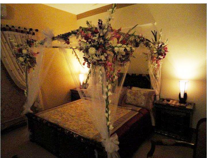 Wedding Room Decoration In Pakistan