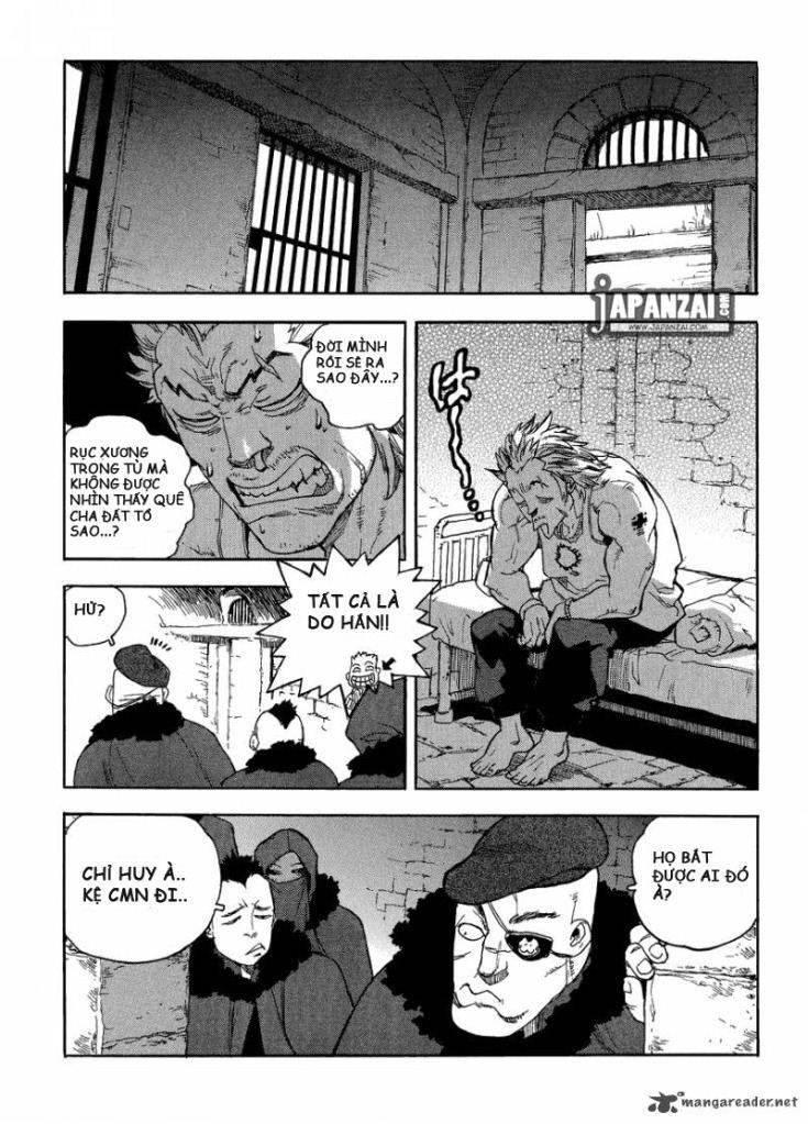 Aiki chap 81 - Trang 10