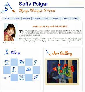 Sofia Polgar Website