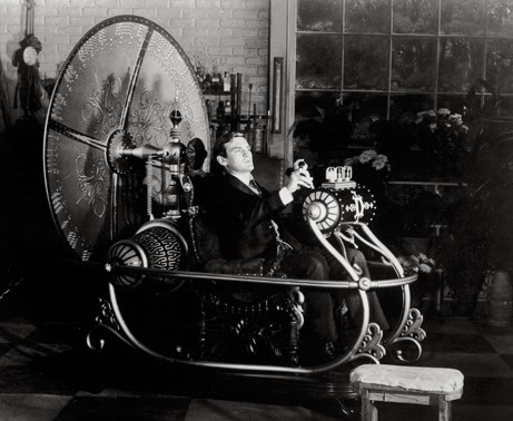 H.G. Wells' Time Machine