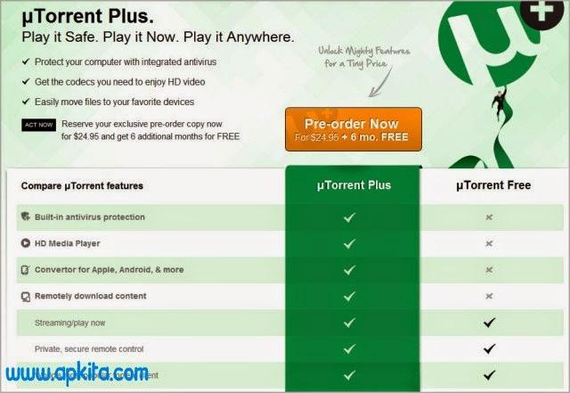 uTorrent Plus 3.4.3 Build 39944 Full Version Terbaru