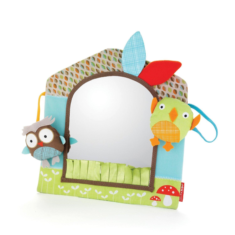 Brinquedos que fazem sucesso com beb s at 8 meses ou os for Espejo que habla juguete
