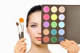 Perlengkapan Make Up Dan Riasan Mata