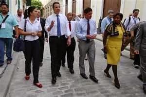 Governor Cuomo Havana Trip