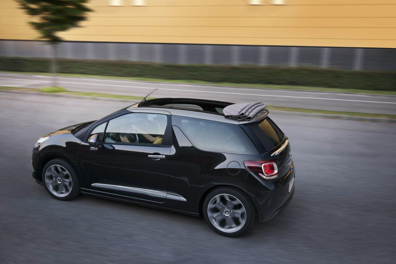 recta principal presentaci n del citr en ds3 cabrio en par s. Black Bedroom Furniture Sets. Home Design Ideas