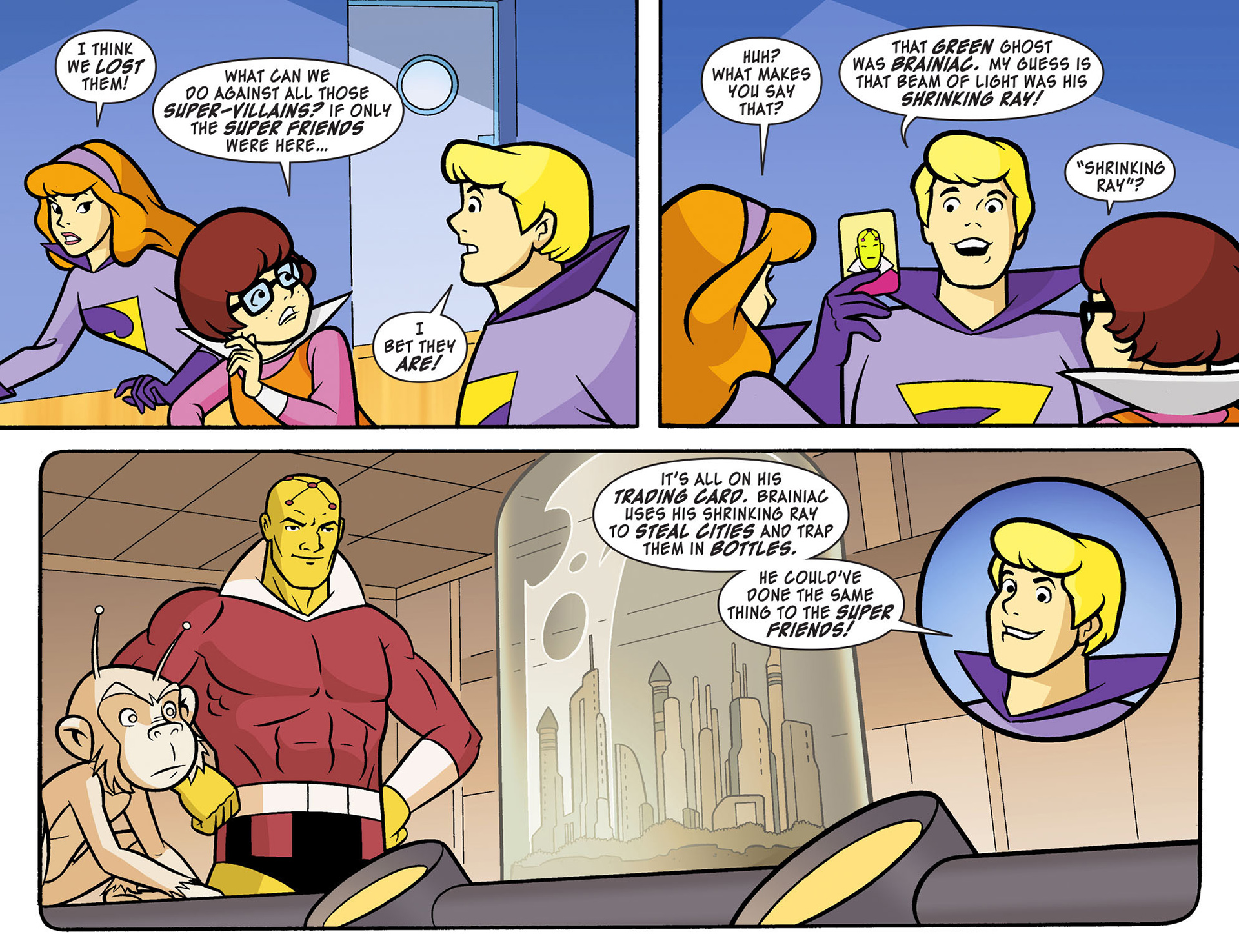 Read online Scooby-Doo! Team-Up comic -  Issue #12 - 7