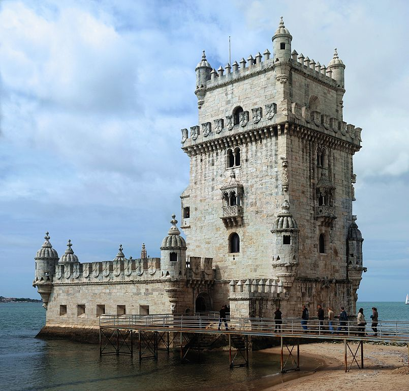 Torre de Belem or Belem Tower