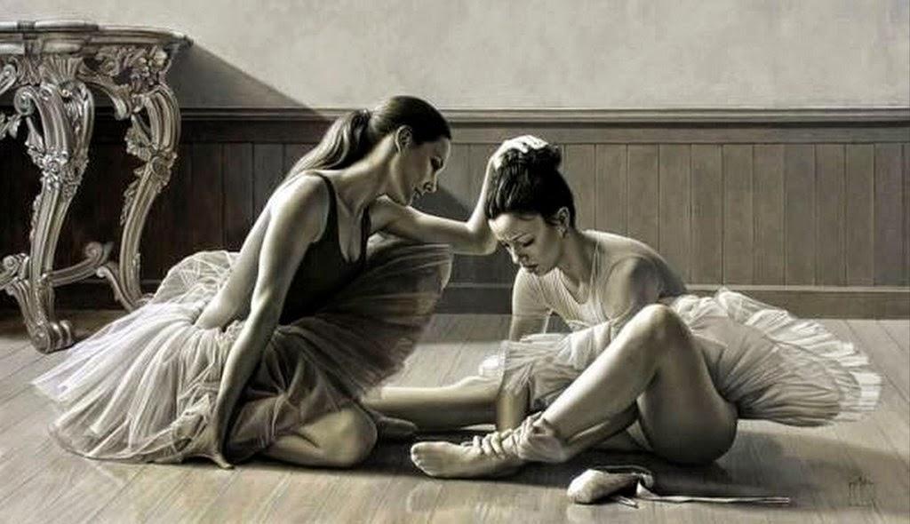 retratos-realistas-de-bailarinas-al-oleo