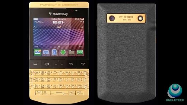 Spesification and price Blackberry Porche Design P'9981