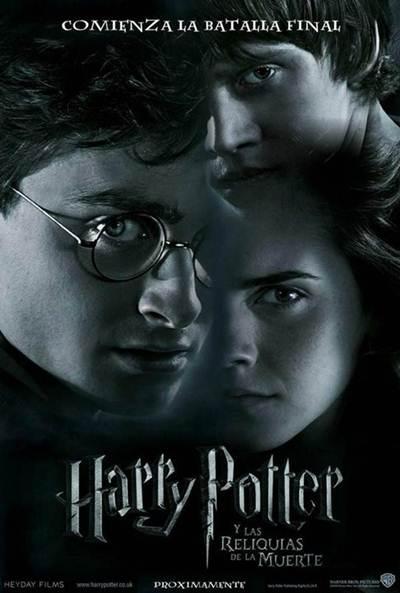 Harry Potter 7 Las Reliquias de La Muerte Parte 1 Español Latino DVDRip 1 Link