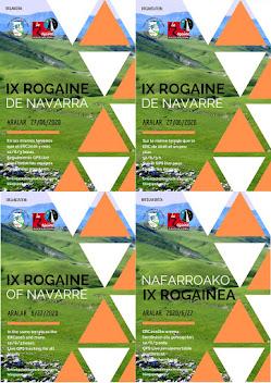 IX Rogaine de Navarra 2020