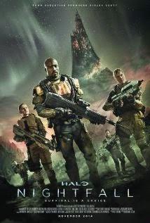 Cuộc Chiến Ngoài Hành Tinh - Halo Nightfall