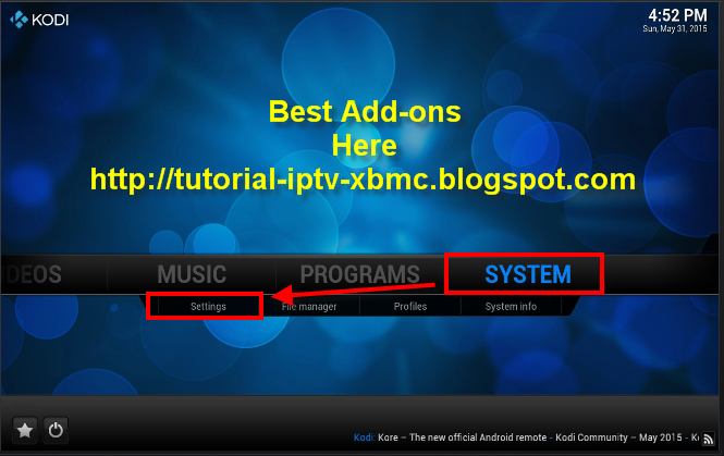 how to delete add ons kodi