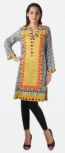 Khaadi Prêt Wear Dresses 2014-2015