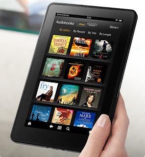 D01400 Amazon Kindle Fire