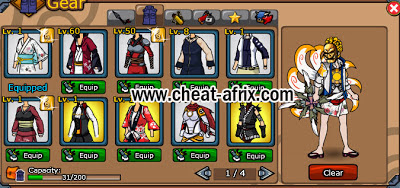 Claim Free 100 Token & Bug Clothing Clan Ninja Saga