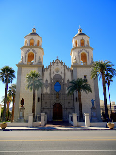 St. Augustine Cathedral in Tucson, AZ