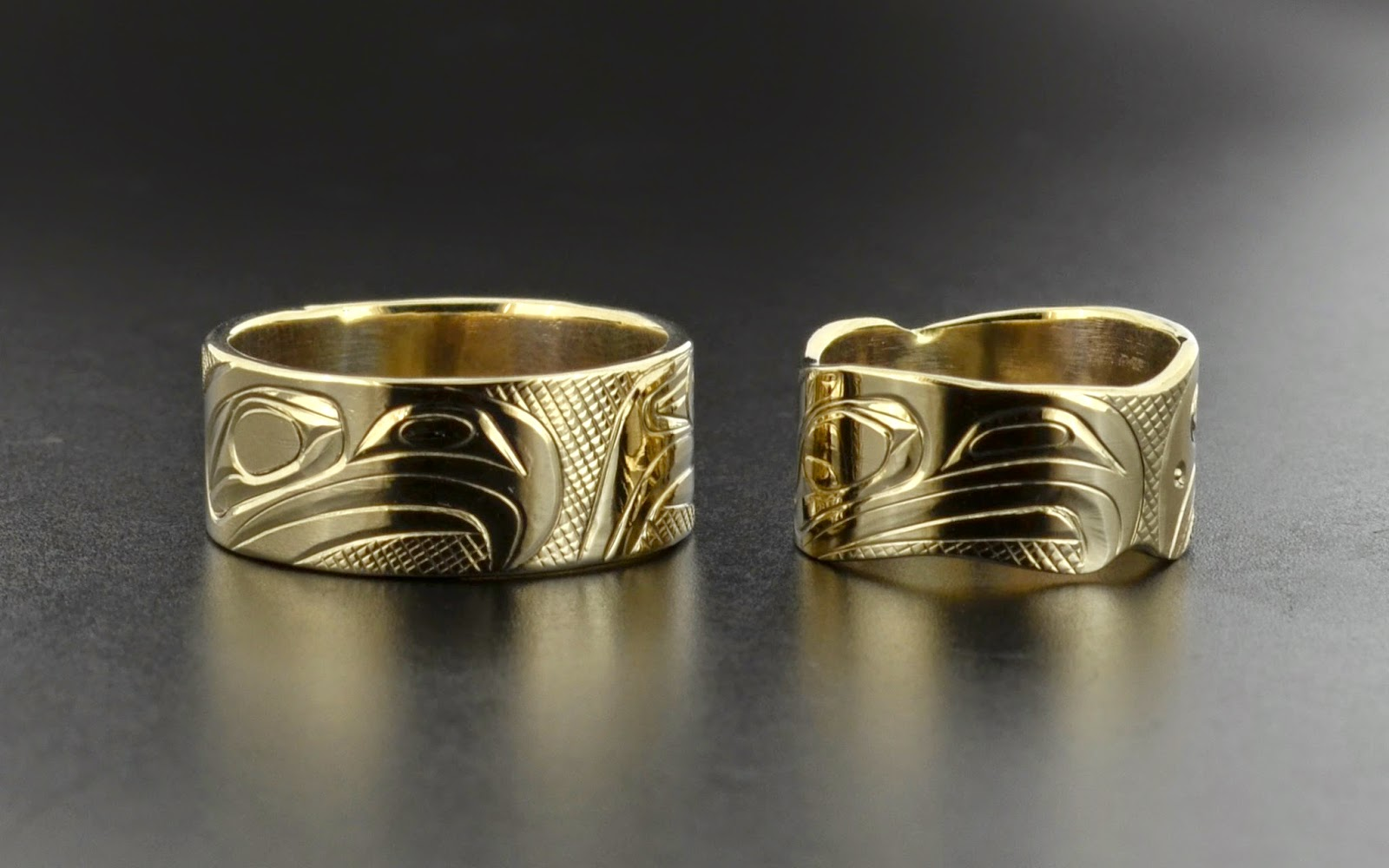 products rings finish ring two silver custom dani stone barbe