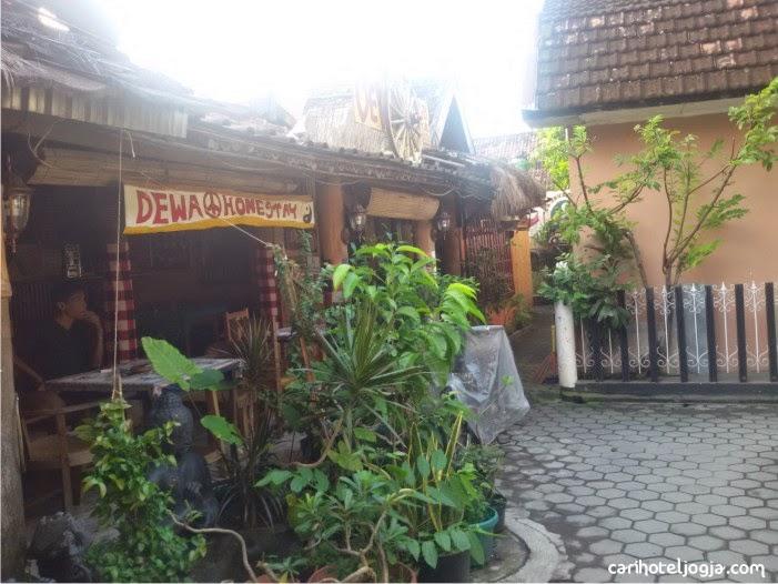 Dewa Homestay Malioboro