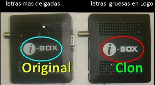 Dongle iBox Original vs El Clon
