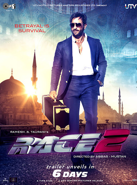 Race 2 Hindi MP3 Songs Download 2013