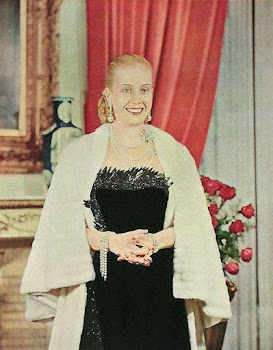"Eva  Duarte de Pern ""EVITA"""