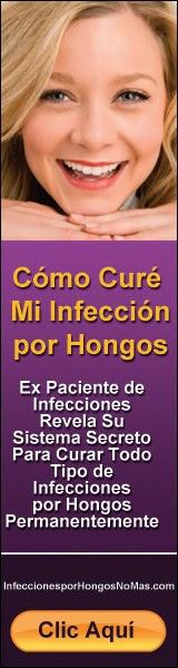 INFECCION POR HONGOS