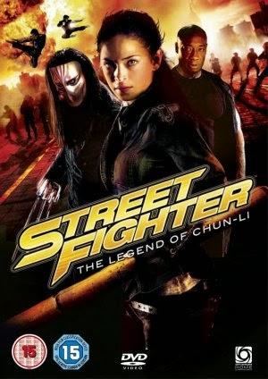Đấu Sĩ Đường Phố: Huyền Thoại Về Chun Li - Street Fighter: The Legend of Chun-Li - 2009