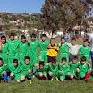 Το ποδόσφαιρο ο νικητής του 1ου Τουρνουά Juniors 2013-14 στο Γεράκι