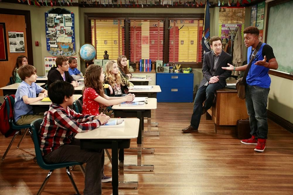 """Girl Meets World - Episode 1.13 - Review: """"Why are you my friend?"""""""