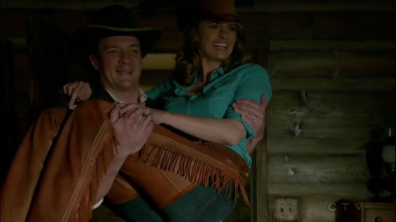 "Castle - Once Upon a Time in the West - Review: ""Or, What Happens After The Wedding"""