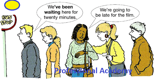 Easy Way To Learn English Grammar: Present Perfect Continuous Tense