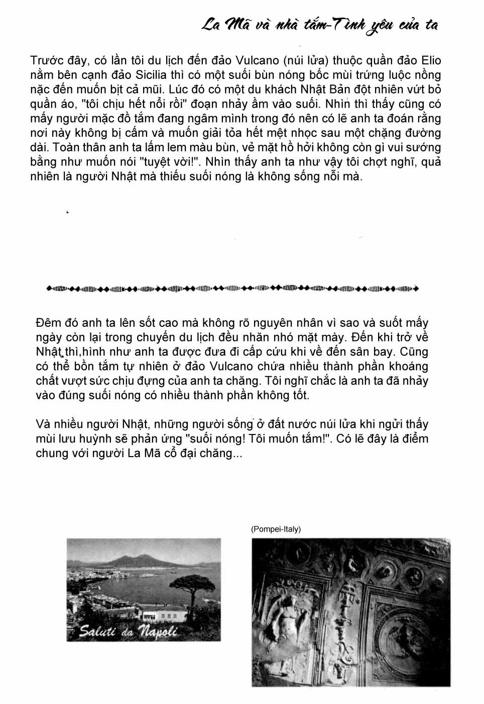 Thermae Romae chap 2 - Trang 35