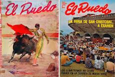 """Revistas de """"El Ruedo"""", desde 1944."""