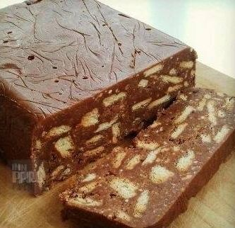 Blok czekoladowy :)