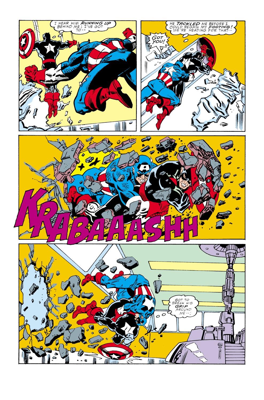 Captain America (1968) Issue #350 #282 - English 31