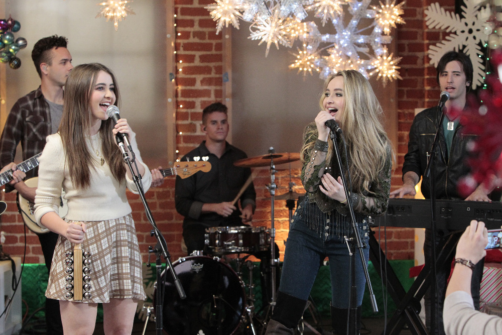 Rocky Coast News: Disney Channel Spreads Holiday Cheer With Its ...