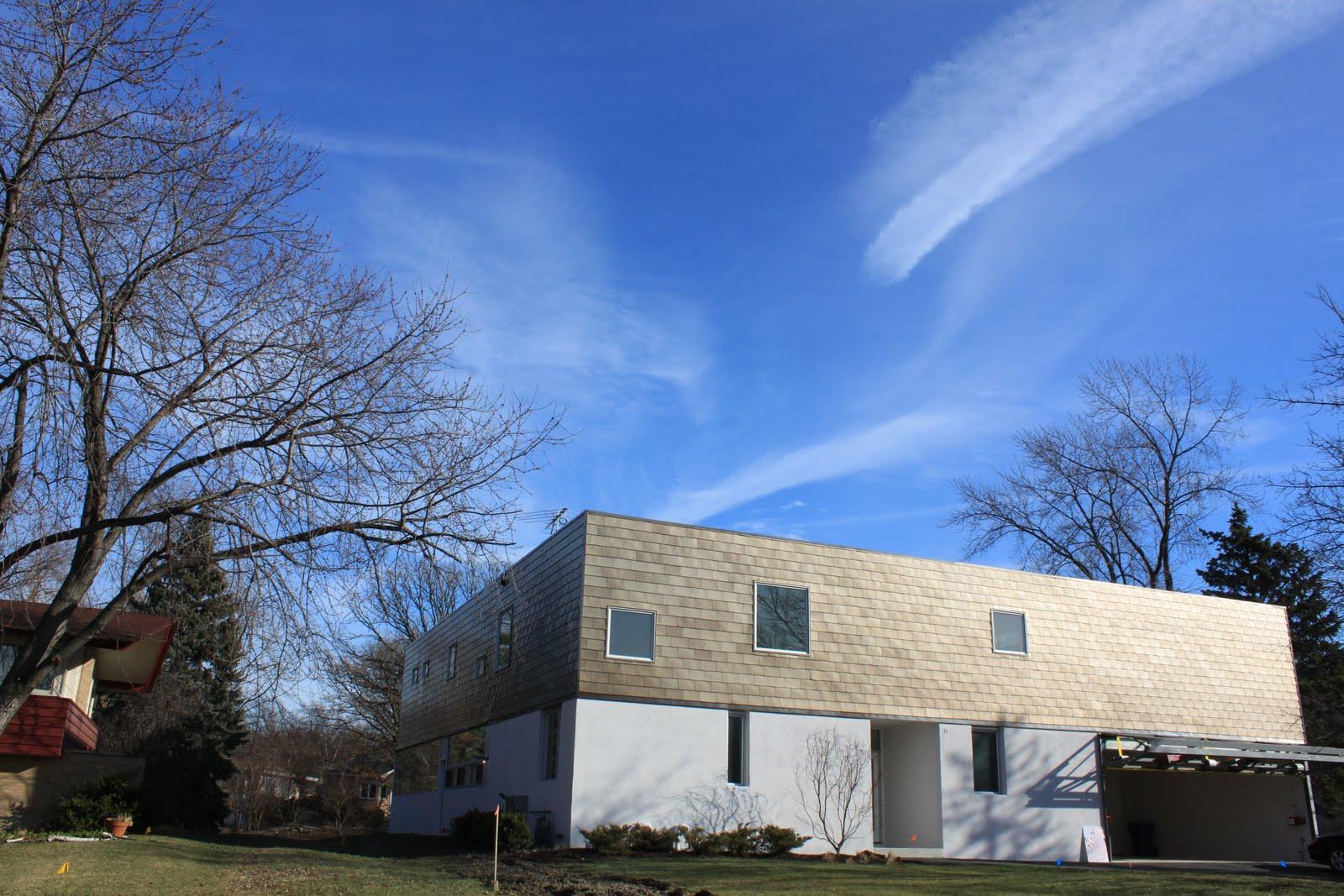 3ccChicago: Green Building New Construction Exteriors  #2156AA