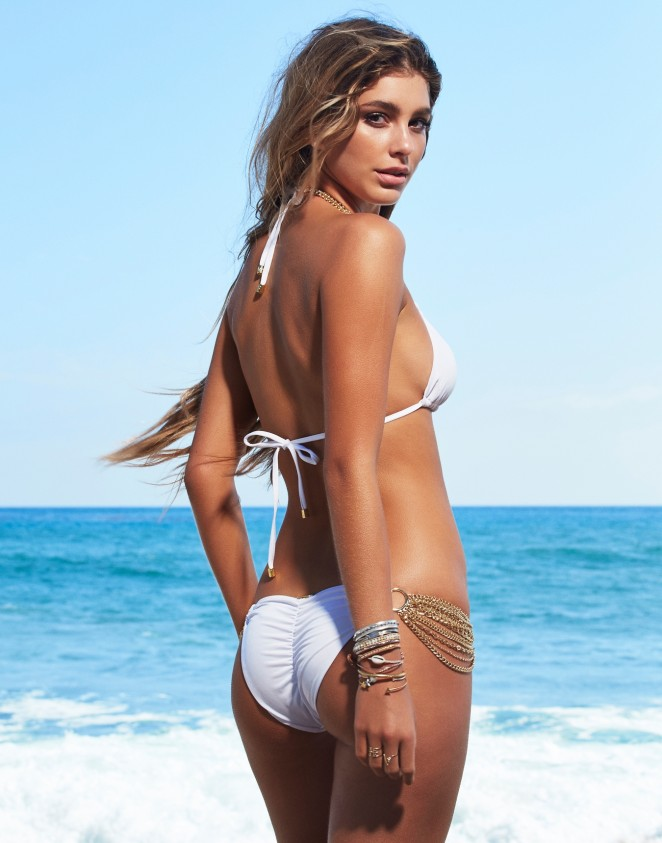 Camila Morrone – Beach Bunny Swimwear