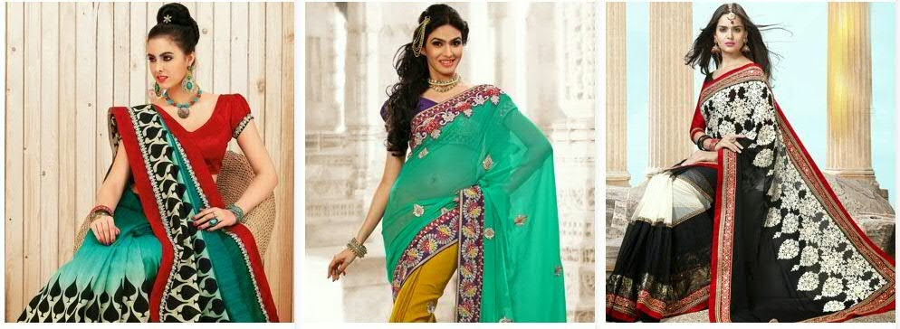 ed245538ba668 10+ Websites to Shop for Sarees Online - Shopping