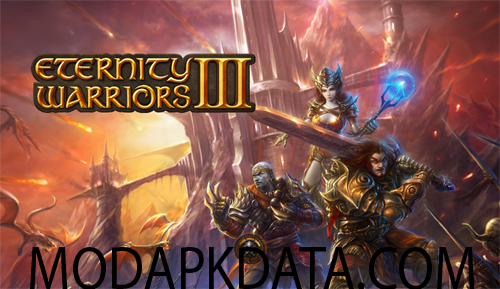 Eternity Warriors 3 v1.2 mod apk & review