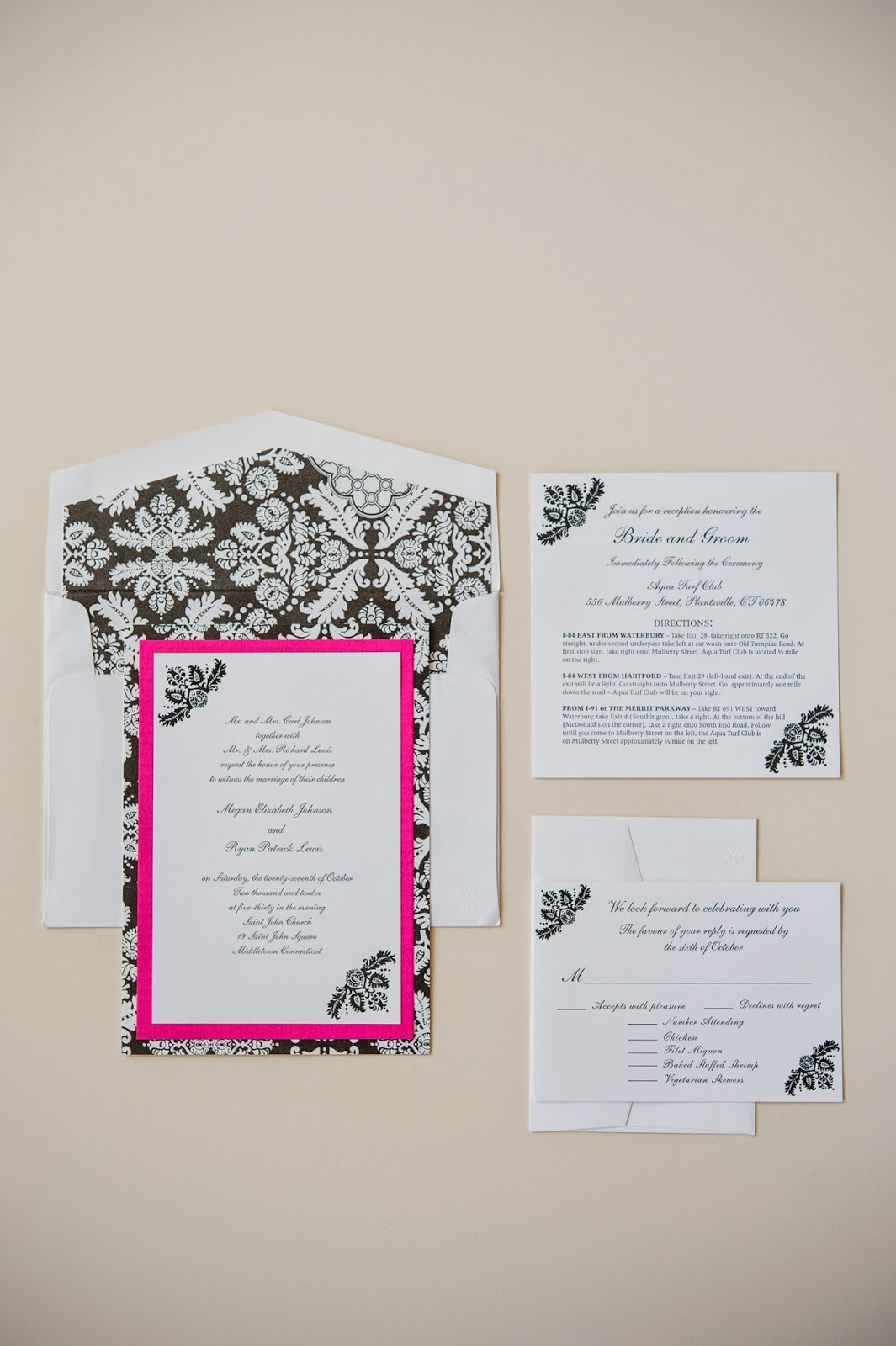 Addressing & Mailing your Wedding Invitations {AvantGarde Design ...