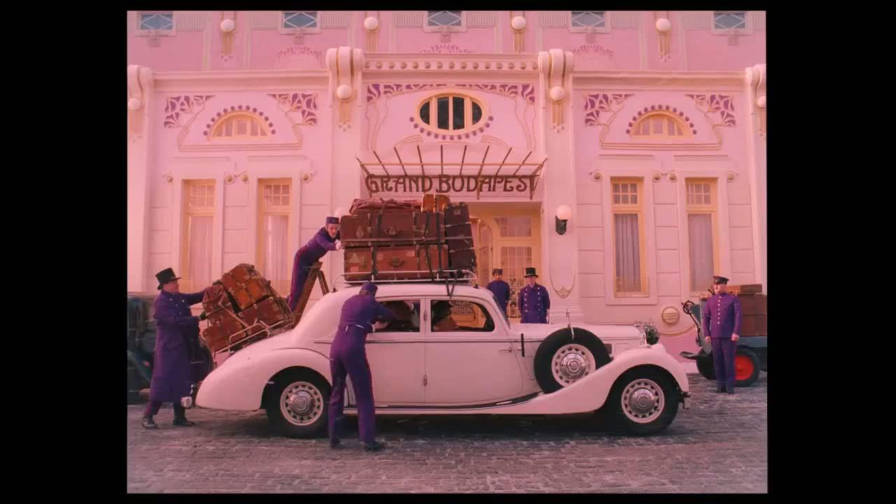 Buddapest Hotel