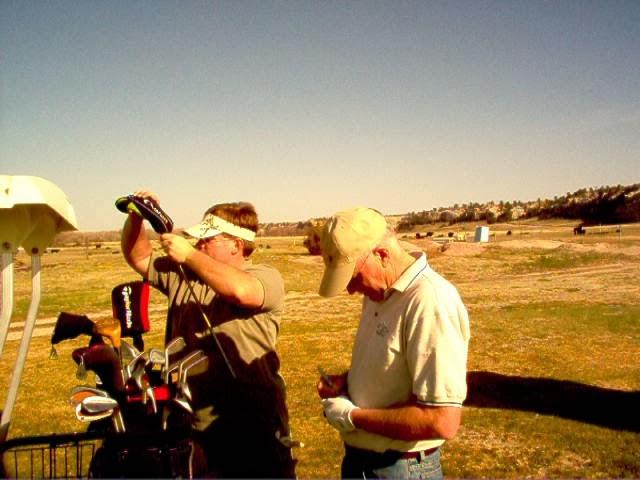 March Golf