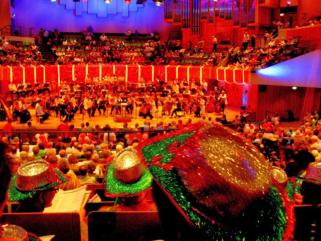 The Welsh proms, Cardiff Wales