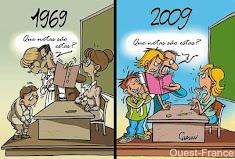 Como serão as novas gerações neste novo mundo?