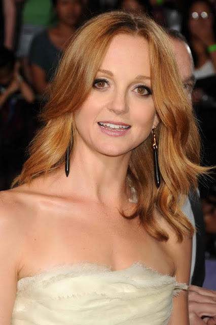 Jayma Mays - Premiere Of Glee The 3D Concert Movie In Westwood